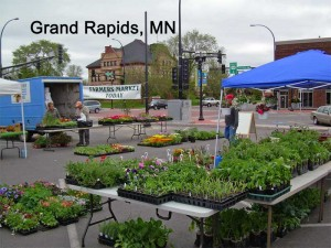 Grand Rapids, MN Farmers Market